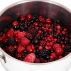 Rote Früchte