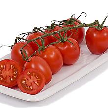 Pflaumen-Tomaten-Mix