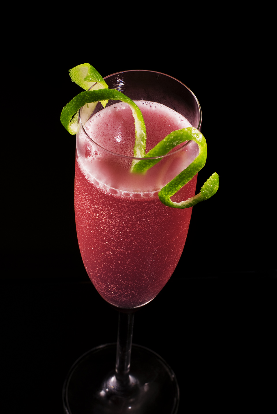 French 76 – it's pink