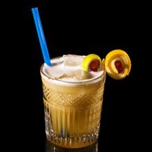 Whisky Sour im Tumbler