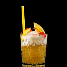 Cocktail Amaretto Sour
