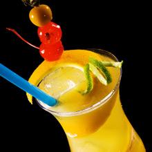 Cocktail Hurricane.